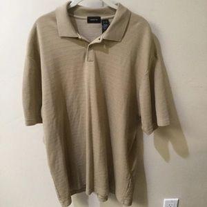 Mens Claiborne 2x golf shirt